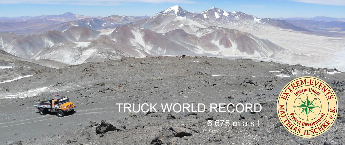 Truck Altitude Expedition